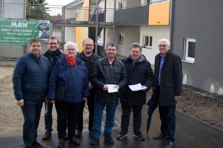 Information zum Sozialen Wohnungsbau in Fürstenzell 2020